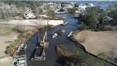 New state dredging bid law should benefit Carteret County, taxpayers, Rudolph says