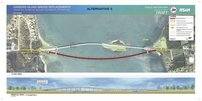 Harkers Island bridge petition going to administrative hearing