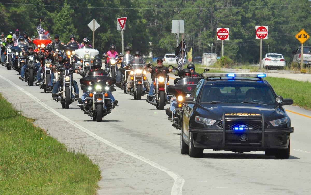 GALLERY: Morehead City Elks Lodge 9/11 Memorial Ride