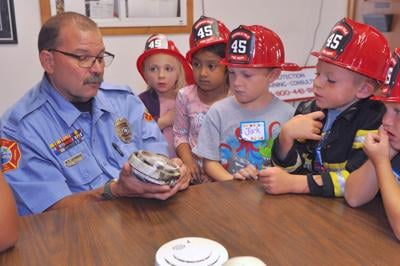 Carteret County has smoke detectors available