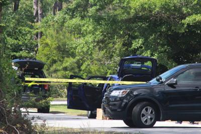 Suspect involved in standoff Friday dies at Carteret Health Care