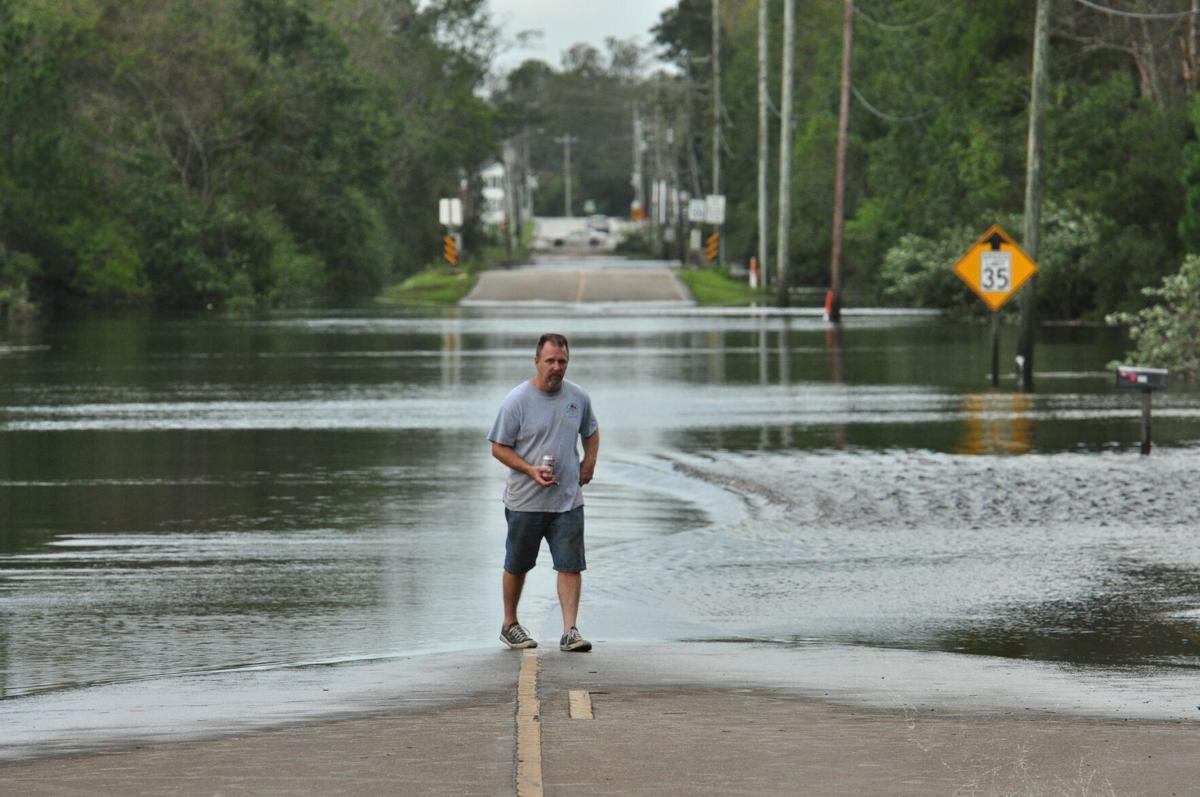 GALLERY: Carteret County leaders look back on the devastation of Florence 3 years later