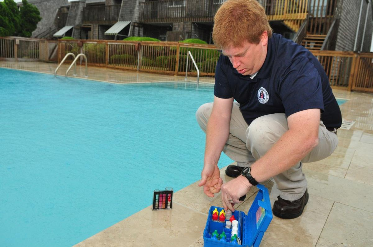 Pool inspections continue as owners wait to hear if they can open