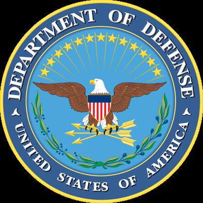 US DEPARTMENT OF DEFENSE LOGO
