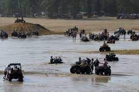 Busco Beach and ATV Park in Goldsboro