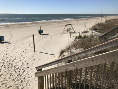 Emerald Isle to lift ocean restrictions Saturday; lifeguards to hit beach early
