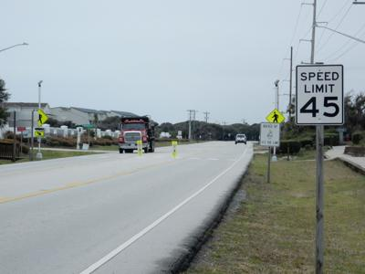 Pine Knoll Shores commissioners to discuss speed limit along Highway 58 this week