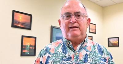 Emerald Isle Mayor Eddie Barber announces he won't seek reelection