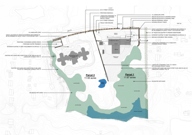City planning board recommends Highway 24 rezoning request for Starling Marine, independent living facilities
