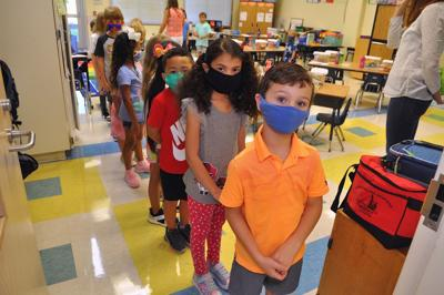 Carteret school board to consider mask mandate once again during Tuesday meeting