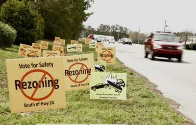 Spooners Creek area homeowners form coalition to oppose Highway 24 rezoning request