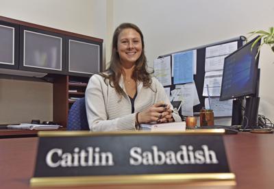 Caitlin Sabadish
