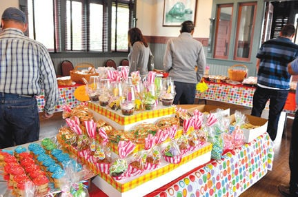 Bake sale raises funds