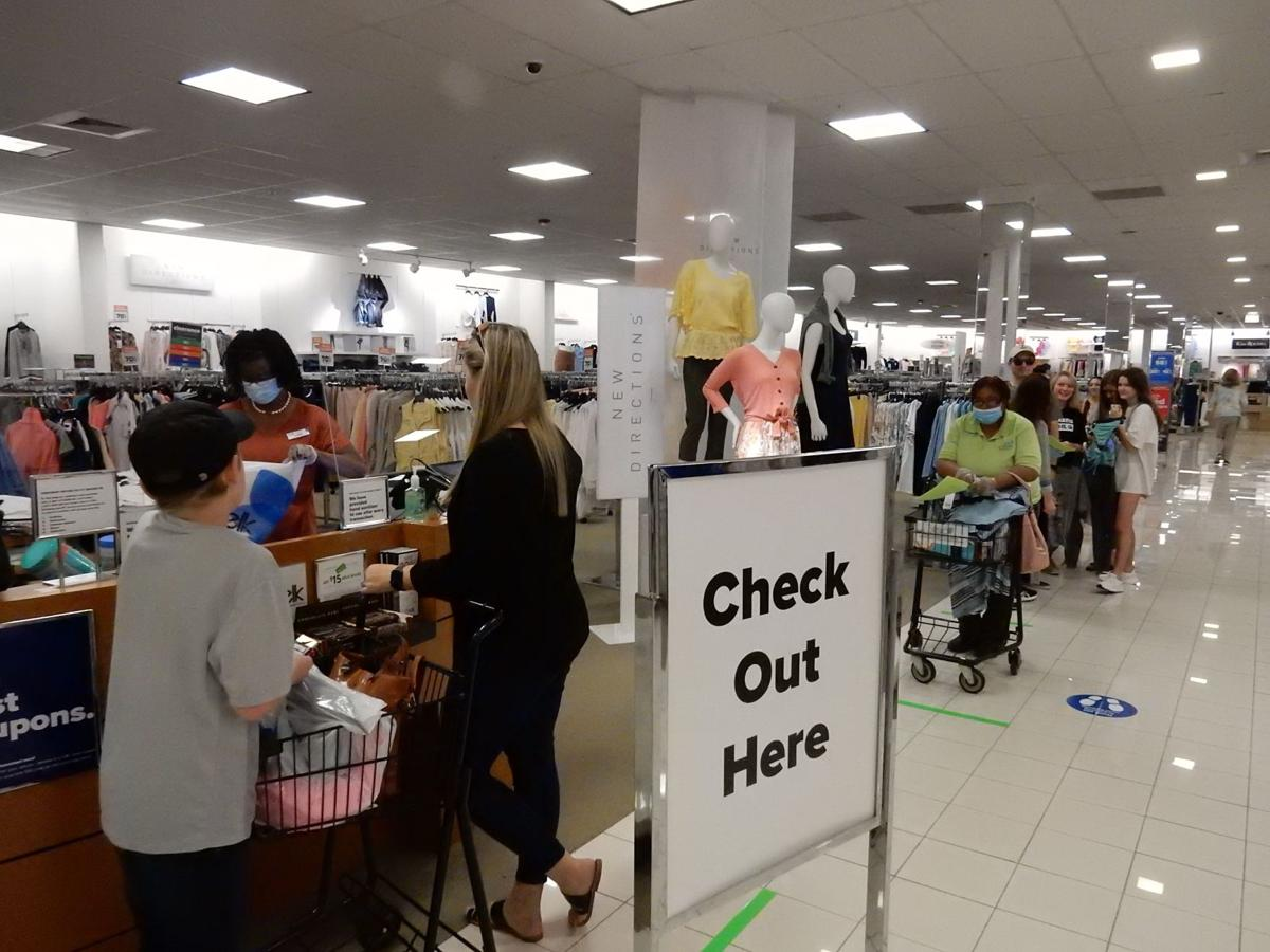 More stores reopen as COVID-19 restrictions ease
