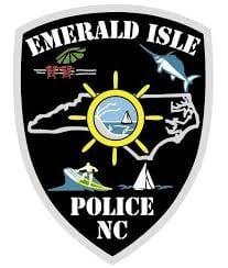 EMERALD ISLE POLICE DEPARTMENT LOGO