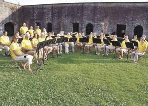 <p>The Friends of Fort Macon's free concert series will begin Friday, May 25, featuring the Sunshine Band. Concerts are free and open to the public. (Photo contributed)</p><p></p>