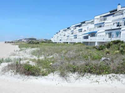 Pine Knoll Shores planners recommend less impervious surface, more vegetation protection