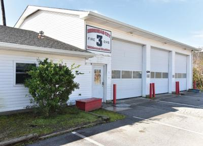 City to lease extra space for Fire Station No. 3