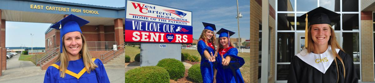 Seniors look forward to joining together for traditional commencement exercises as school year draws to a close