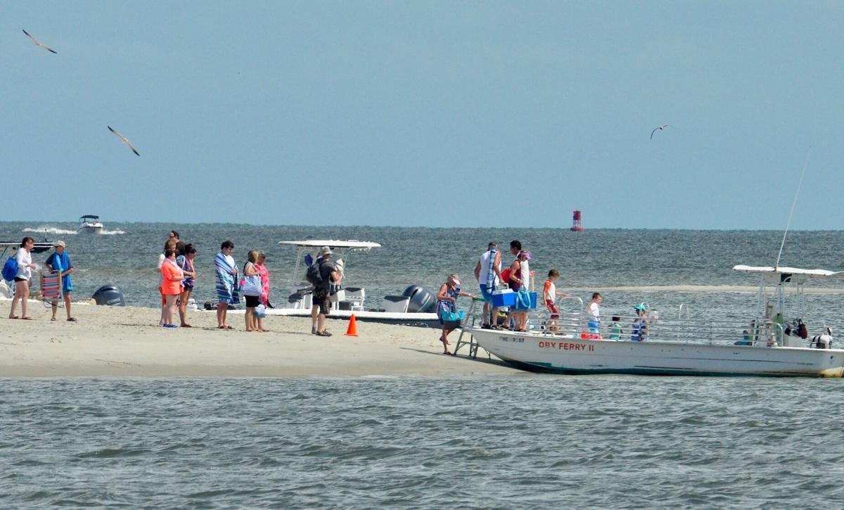 Beach commission to consider military grant application for Taylor's Creek dredging, Radio Island nourishment