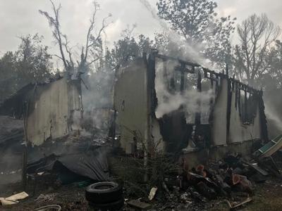 Newport house fire