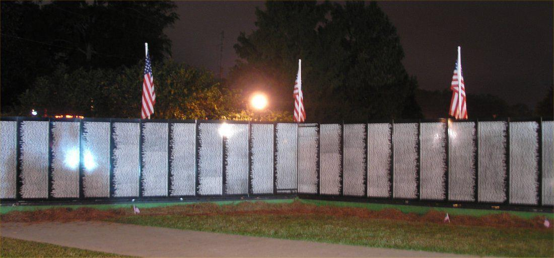 Vietnam Traveling Memorial Wall to arrive in Morehead City