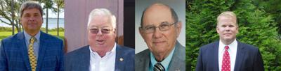Incumbents sweep Carteret County commission races