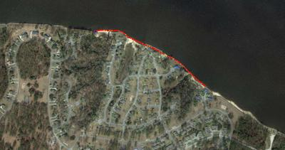 NCCF, Cherry Point work together on large living shoreline