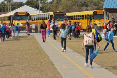Carteret County fronts money for bond work, planning to begin at several schools