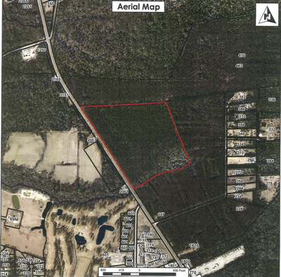 County planners recommend business zoning for Highway 58 property across from proposed RV park