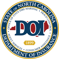 NC DEPARMENT OF INSURANCE LOGO