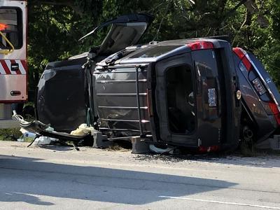 Man dies in Highway 24 wreck Saturday