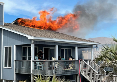 Emerald Isle officials continue investigation into Friday house fire