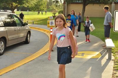 Carteret County school board approves mix of onsite, remote learning reopening