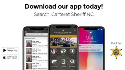 Carteret County Sheriff's Office launches mobile app
