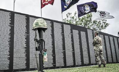 FEATURE: The wall that heals