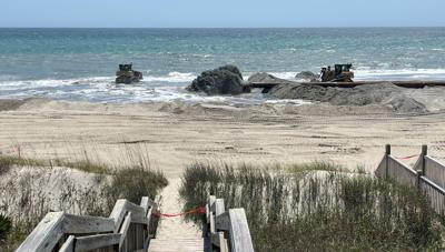 Carteret beach panel endorses $2.95M contract for sand location study