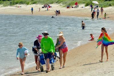 Beach commission endorses DOD grant application for Taylor's Creek dredging, Radio Island nourishment