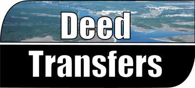Deed transfers 2