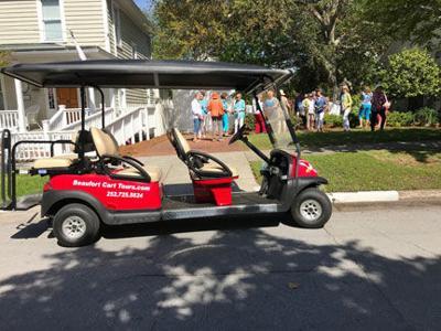 Beaufort Cart Tours