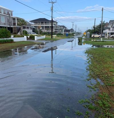 Atlantic Beach planners forward watershed plan for council for approval