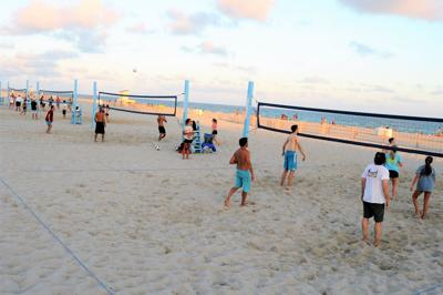 VOLLEYBALL SAND COURTS