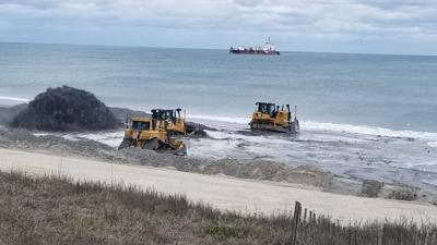 Beach commission, shore protection office plan study to ID additional sources of sand for nourishment projects