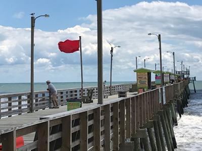Bogue Inlet Fishing Pier up for sale