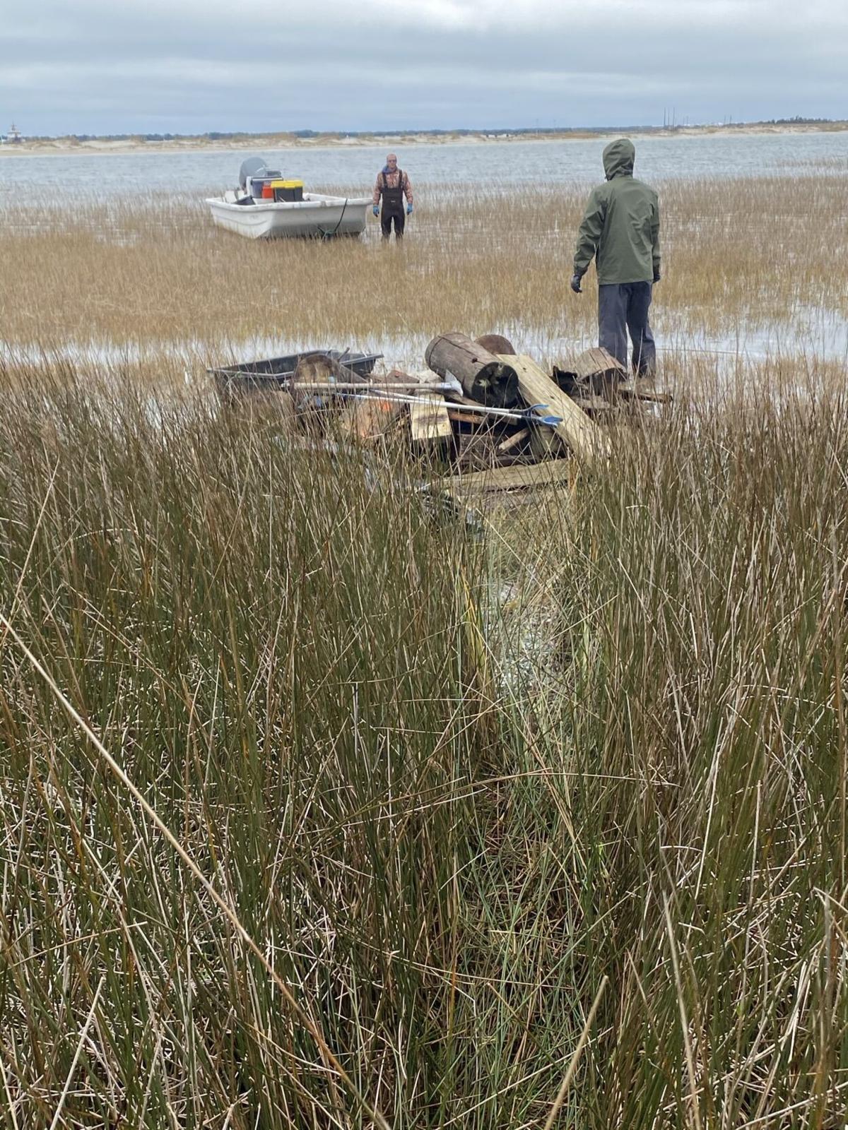NC Coastal Federation, volunteers celebrate removing more than 1.8M pounds of marine debris