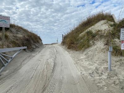 Emerald Isle beach driving resumes Monday, season ends April 30