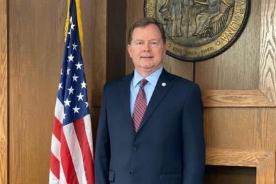 District Attorney Scott Thomas changes party affiliation to Republican