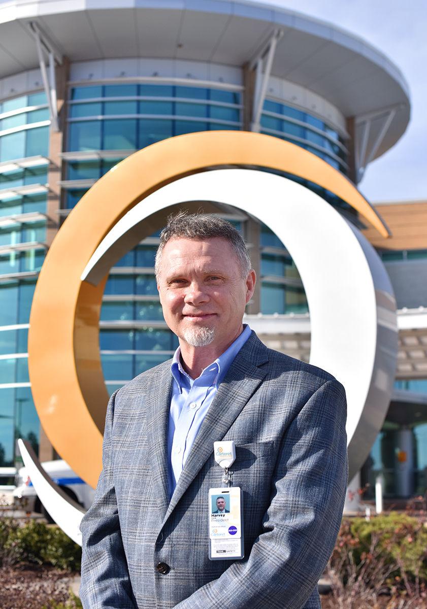 Carteret Health Care under new leadership