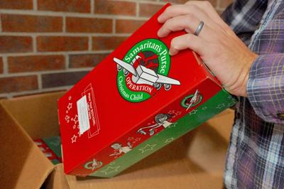 Operation Christmas Child gears up for shoebox collection