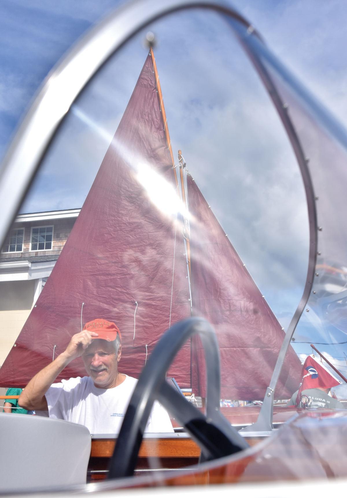 Examining a vessel